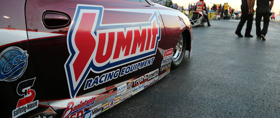 Summit Racing Car